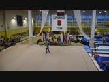 Открытый кубок г. Брянска по спортивной акробатике памяти Небылицы Г.И. 2018.