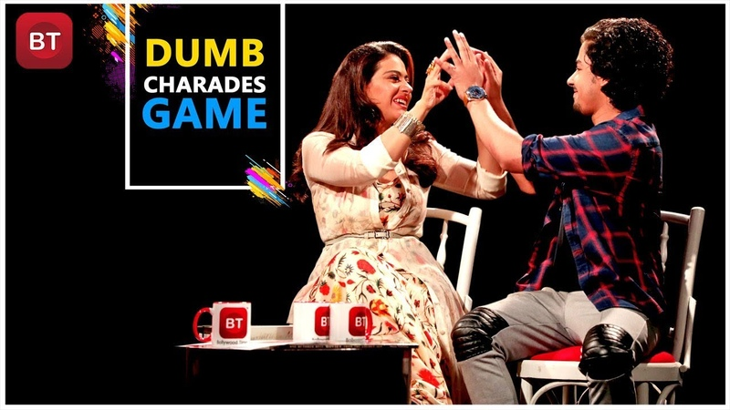 Helicopter Eela Movie Starcast Kajol Riddhi Sen Played Action-Packed Dumb Charades Round