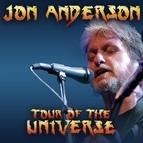 Jon Anderson альбом Tour Of The Universe