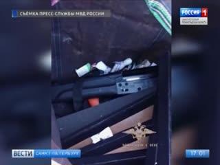 В Ломоносове двое с карабином и молотком в руках ограбили ювелирный салон - сообщают