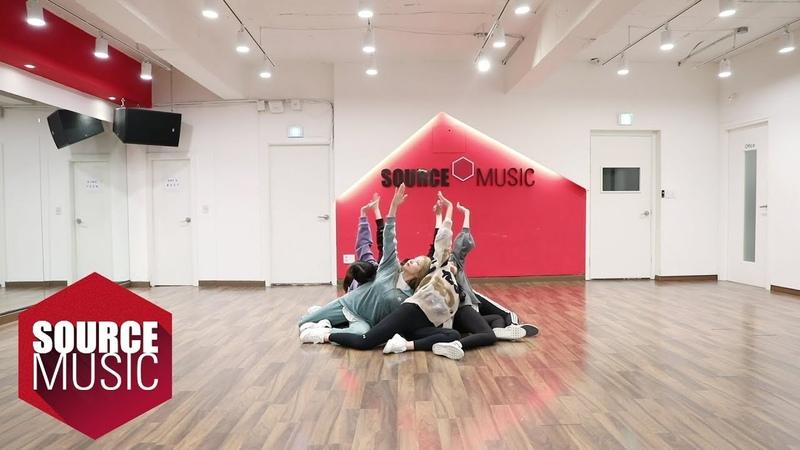 여자친구 GFRIEND - 해야 (Sunrise) Dance Practice ver.