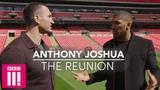 Anthony Joshua &amp Wladimir Klitschko Reunite 1 Year After The Big Fight