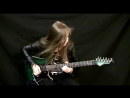"Tina S performs a stunning rendition of _""The Loner _"" by Gary Moore"