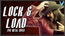 Devil May Cry Lock Load EPIC METAL COVER Little V