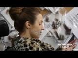 Dominique Provost-Chalkley Wynonna Earp Season 2 BTS Part 2 of 3