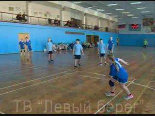 Открытый новогодний турнир по гандболу