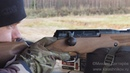Карабин-«ланкастер» «Ладога-366» на стрельбище