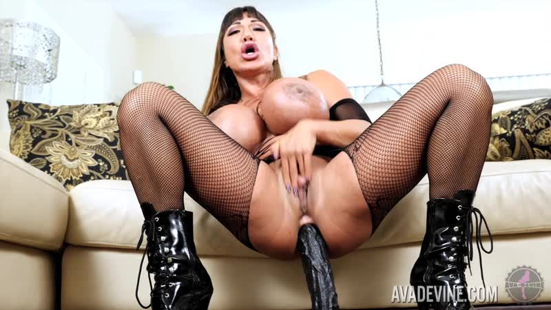 Ava Devine ( Loves to Fuck Her Ass ) anal, big ass, big tits, milf, solo,