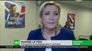 Marine Le Pen Castaner doit être écarté du ministère de l'Intérieur