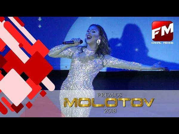 Miss Leona Winter | La Voix | Premios Molotov 2018 | Canal Femme