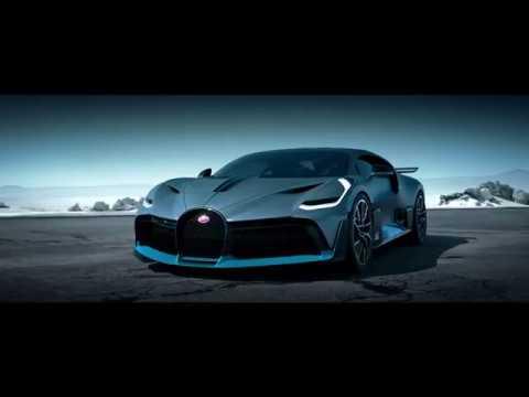 Bugatti Divo World Premiere