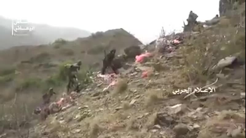 Houthis operations in AlHoutayme mountain in Jizan Yemen YemenWar
