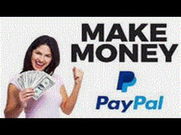How To Make Money With Paypal Make $10 Every 20 Minutes Online fast easy paypal money