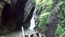по Телецкому озеру на катере 02 водопад Эстюбе
