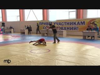 Всероссийский турнир «Снежинка» по греко-римской борьбе