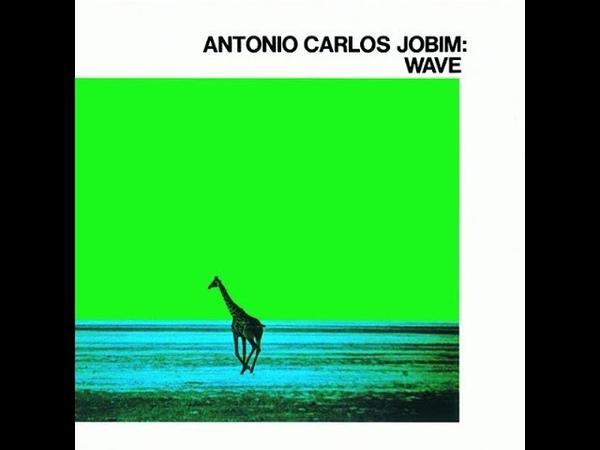 Jazz Singer for Hire Wave by Tom Jobim