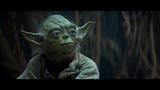 Звёздные войны. Эпизод V Андрюха наносит ответный удар - Йода учит Люка