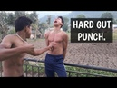 HARD GUT PUNCH |PART 3||ANISH FITNESS ||