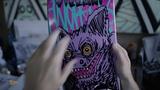 Franky Villani Four Fingers Graphic by FOS Primitive Skate