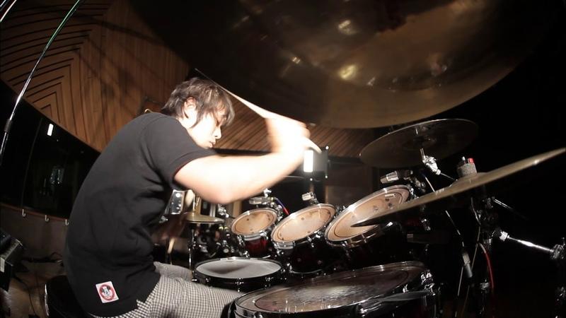 ピエール中野 『Chaotic Vibes Drumming [入門編]』 - [Ending] Drum solo!