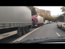 Автобус сломался на «Респираторском» мосту, Орехово-Зуево