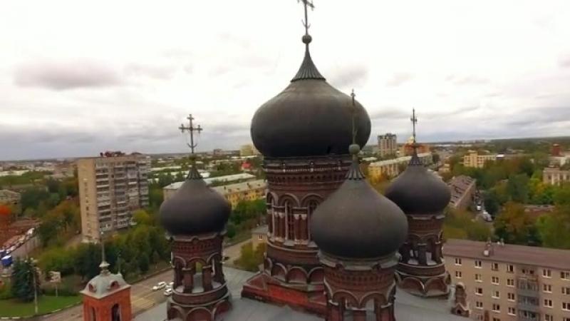 Доброе утро. Введенский женский монастырь г.Иваново. Фрагмент из выпуска.