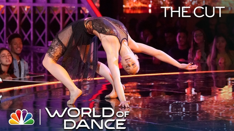 Briar Nolets Ashes Bring Jennifer Lopez to Tears - World of Dance 2019 (Full Performance)