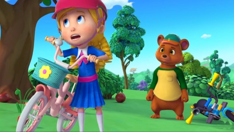 Голди и Мишка - Серия 20 Сезон 2 | Мультфильм Disney Узнавайка