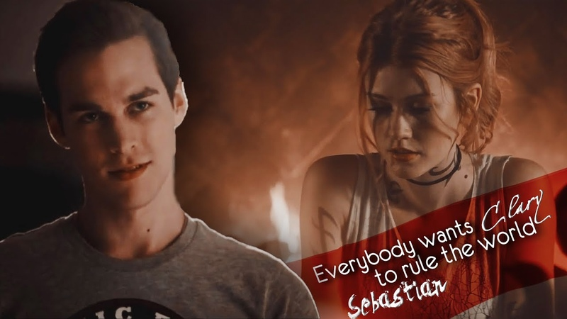 Clary and Sebastian Everybody wants to rule the world Morgenstern siblings Part 3