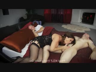 RedMilf: Rachel Steele - boy sleeping milf fucked (porno,sex,cumshot,couples,facial,mature,boobs,full,new,ass,oral,bed)