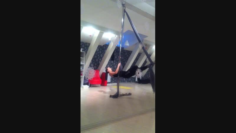 Pole Silks Combo_Анастасия Лань