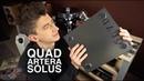 QUAD ARTERA SOLUS bluetooth аналоговые ватты ЦАП и загадки дизайна