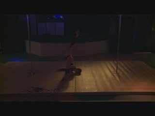 Чёрная вдова (ПЕРВЫЙ ЗАПОРОЖСКИЙ POLE DANCE ФЕСТИВАЛЬ 2018)