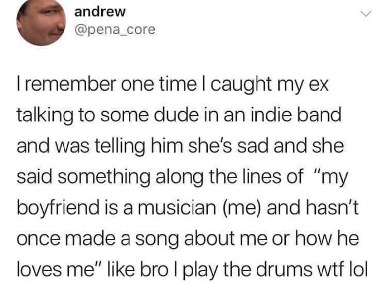 Ты ж музыкант