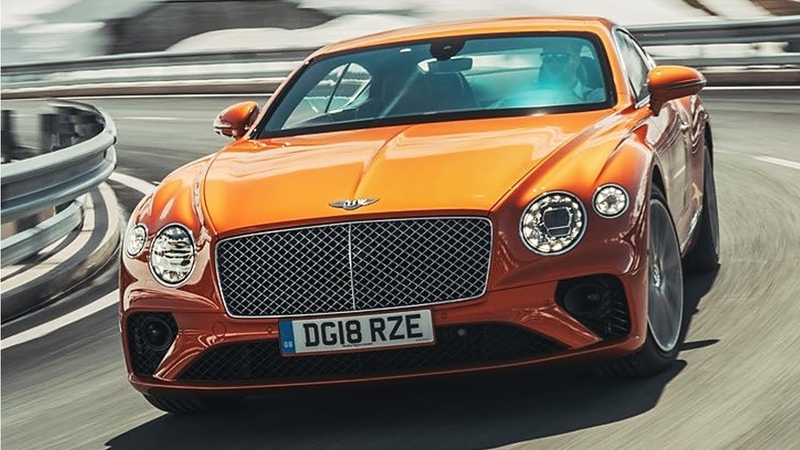 2019 Bentley Continental GT - World's Most Luxurious Coupe !!