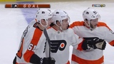 Ivan Provorov Goal - Philadelphia Flyers vs Detroit Red Wings (21719)