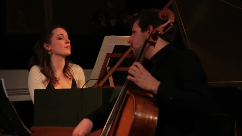 1021 J. S. Bach - Violin Sonata in G major, BWV 1021 - Continuu_m [Elfa Rún Kristinsdóttir-Daniel Rosin-Elina Albach]
