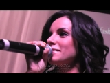 Julia Volkova - Just The Way You Are - Live at Mechta Cafe Moscow