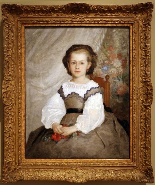 Картины в рамах. Пьер Огюст Ренуар (фр. Pierre-Auguste Renoir, 18411919)