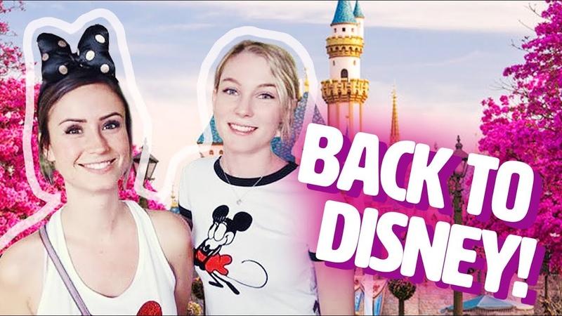 SPOOOKY Disney Universal VLOG