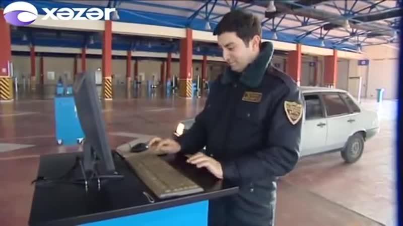 Изменен механизм штрафования водителей в Азербайджане. Азербайджан Azerbaijan Azerbaycan БАКУ BAKU BAKI Карабах 2018 HD ГАИ МВД