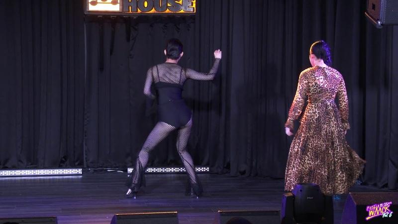 Waacking 1 on 1 Battle Final Marid(KR)vs Yoon Ji(KR)|20181125 Cest La WAACK Vol.6