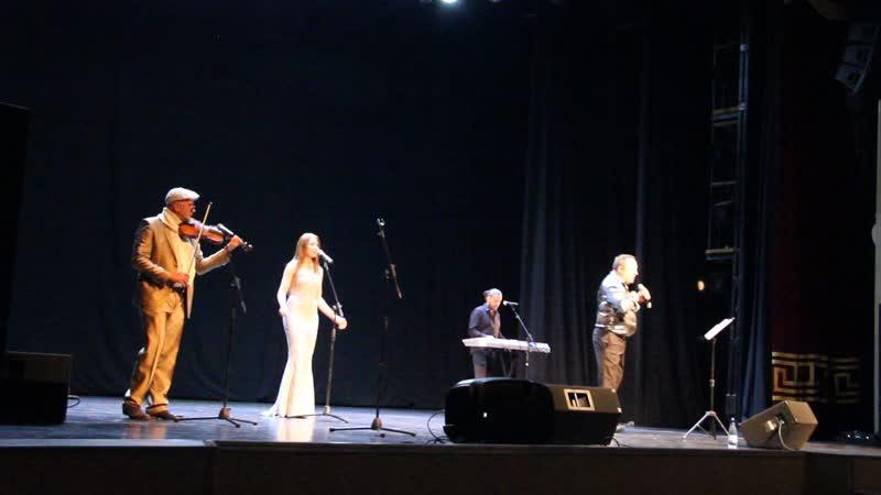 Группа Попутчик. Сосуды. Архангельск, Фестиваль шансона, 13.10.2018