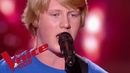 Chuck Berry - Johnny B. Goode   Alexander   The Voice Kids France 2018   Blind Audition