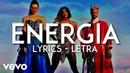 Sofi Tukker Pabllo Vittar - Energia (Lyrics - Letra)