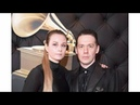 Tobias Forge and Wife on Grammy 2019