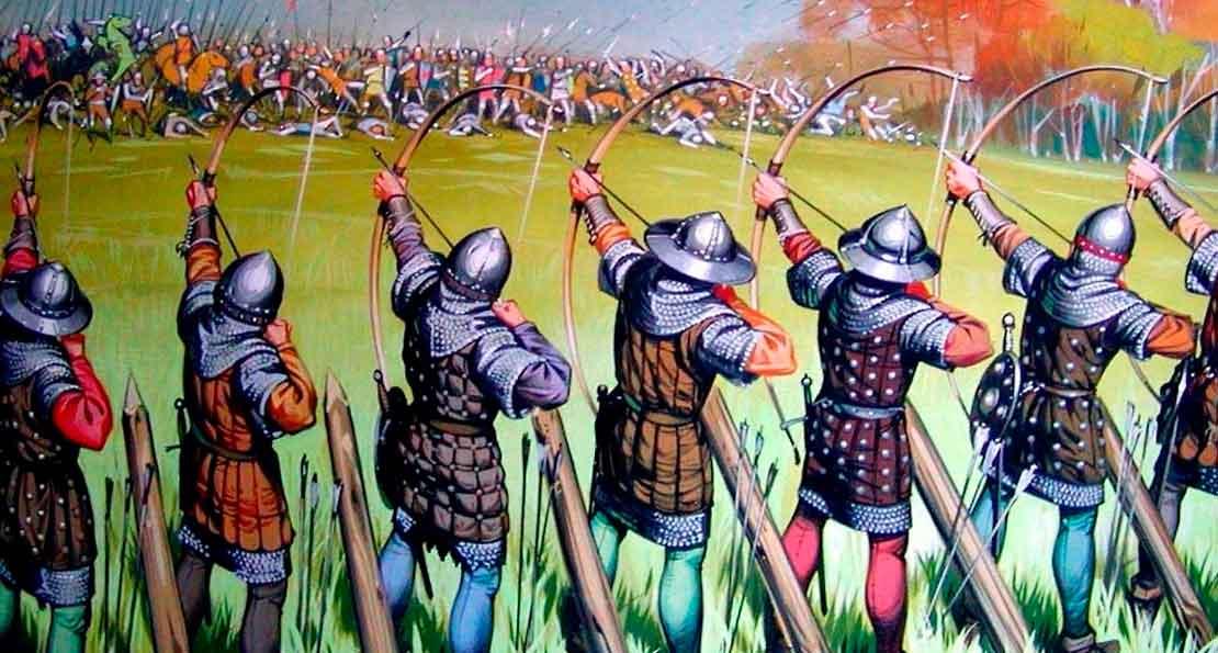 Лучники Англии