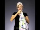шарфики и платки подвязываем