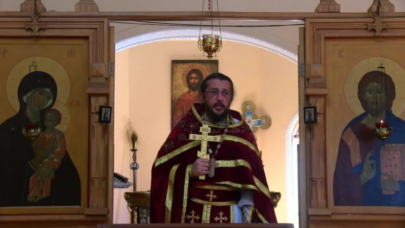 Проповедь в день памяти великомученика и целителя Пантелеимона