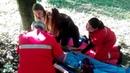Змагання медиків швидкої у парку Слави в Тернополі